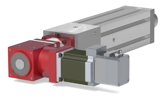 CM1 CM2 servo systems integrated actuator